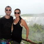 A boat ride into Iguazu Falls