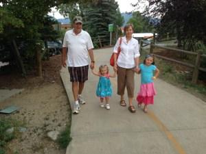 2013 Steamboat Oly - Walk