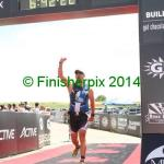 IM Boulder 70.3 - Finish 9