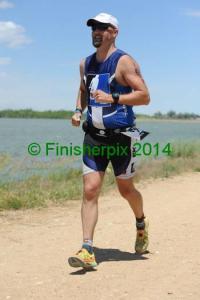 IM Boulder 70.3 - Run 1
