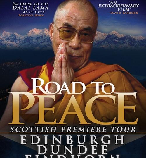 Dalai Lama Scotland