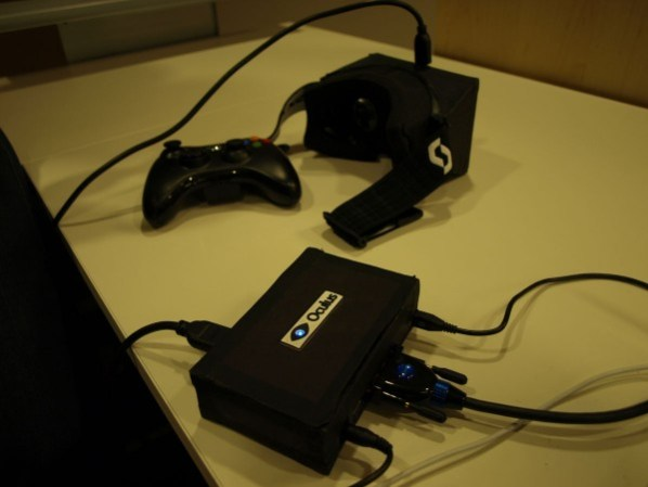 oculus rift review prototype