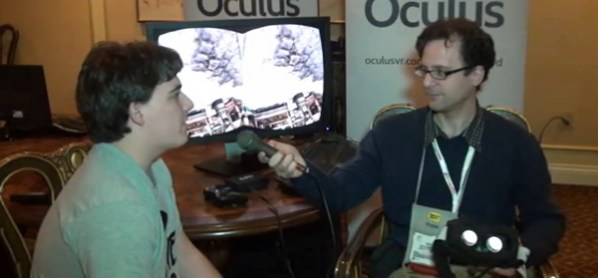 palmer luckey ces 2013 interview