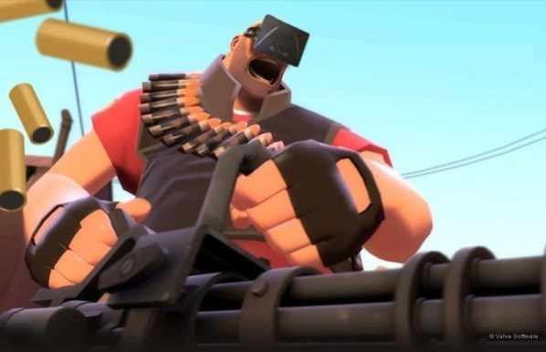 tf2 team fortress 2 oculus rift virtual reality