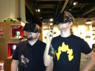 mojang minecraft notch oculus rift virtual reality