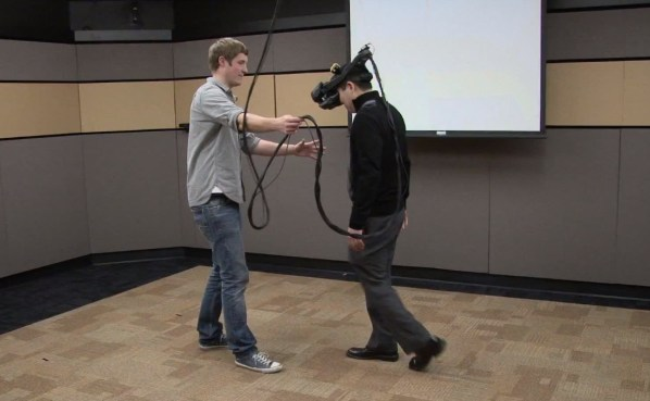 stanford virtual human interaction lab