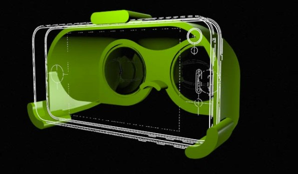 vr2go head mounted display 3d printing