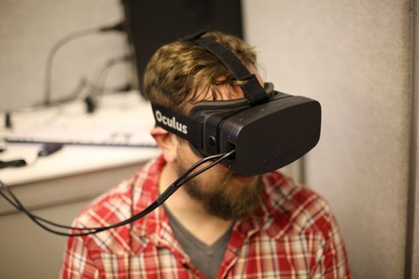 oculus rift 1080p dev kit for sale