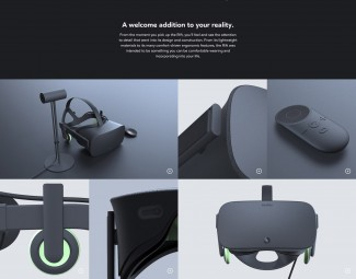 """See Also: Here's the Entire Oculus Rift """"Placeholder Concept"""" Leak"""