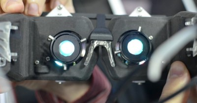 avegant virtual retinal display lenses