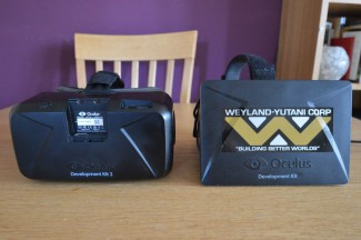 The Oculus Rift DK2 In Depth Review and DK1 Comparison Road to Virtual Reality