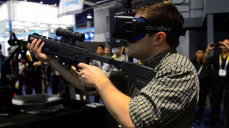 virtual reality at ces 2015 whirlwind tour