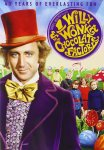 Willy Wonka and the Chocolate Factory DVD cover