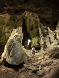 "Batu Cermin ""Mirror Rock"" cave, Flores"