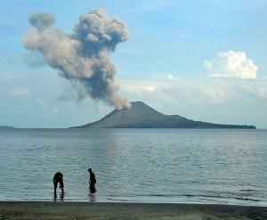 Anak Krakatau, Java, Indonesia