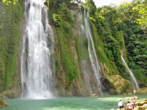 Curug Cikaso Waterfall