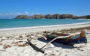 South coast Lombok