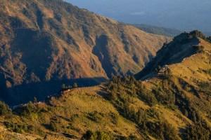 Rinjani crater rim camp,Lombok