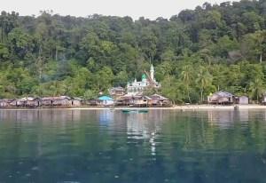 Bomberai village, West Papua, Indonesia