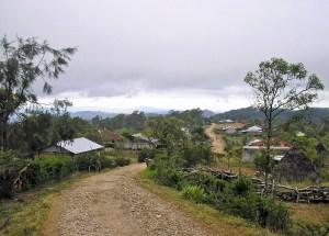 Fatumnasi village, West Timor, Indonesia