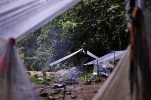 Gunung Leuser camp, Sumatra, Indonesia