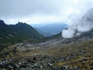 Mount Sibayak Summit, Sumatra, Indonesia