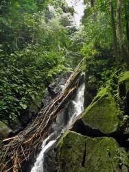 Pretty jungle waterfall on Weh Island
