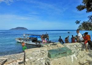 Island hopping, Alor Archipelago, Indonesia