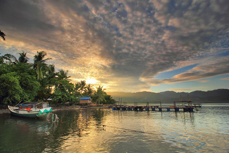 Kalabahi region, Alor Archipelago, Indonesia
