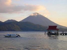 Kiematubu as seen from Ternate