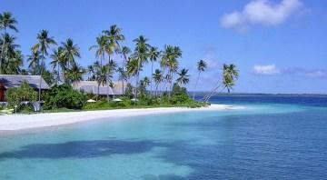 Paradise found at beautiful Binongko Island, Wakatobi, Sulawesi
