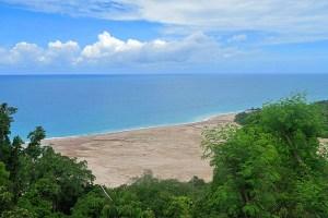 Kolbano Beach on the West Timor south coast, Indonesia