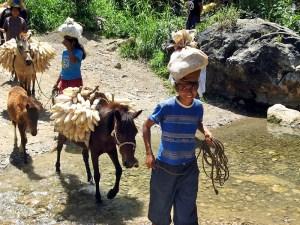 Soe villagers, West Timor, Indonesia