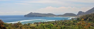 Beautiful Sekongkang Beach, West Sumbawa, Indonesia