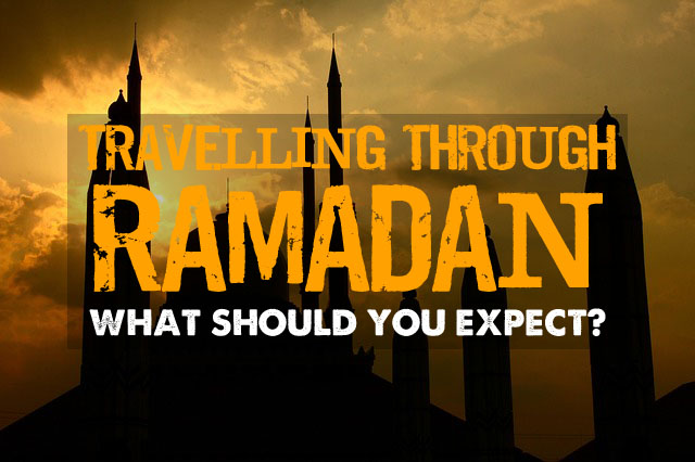 Travelling through Ramadan in Indonesia. What should you expect?