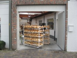 Fresh bread is very important to us, Belgians!