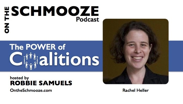 The Power of Coalitions with Rachel Heller