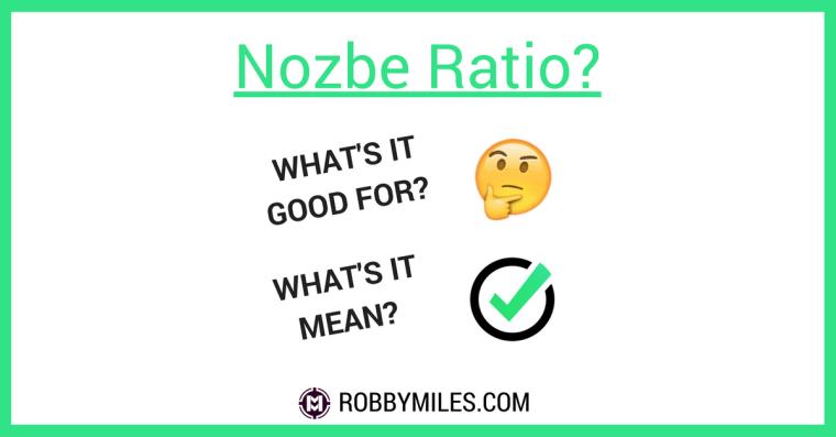 Nozbe Ratio