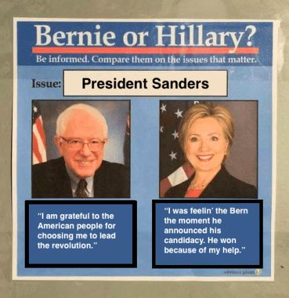 presidentsanders