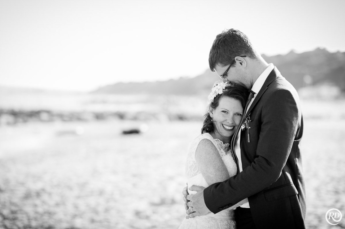Bournemouth Beach Wedding – Harriet & Mark