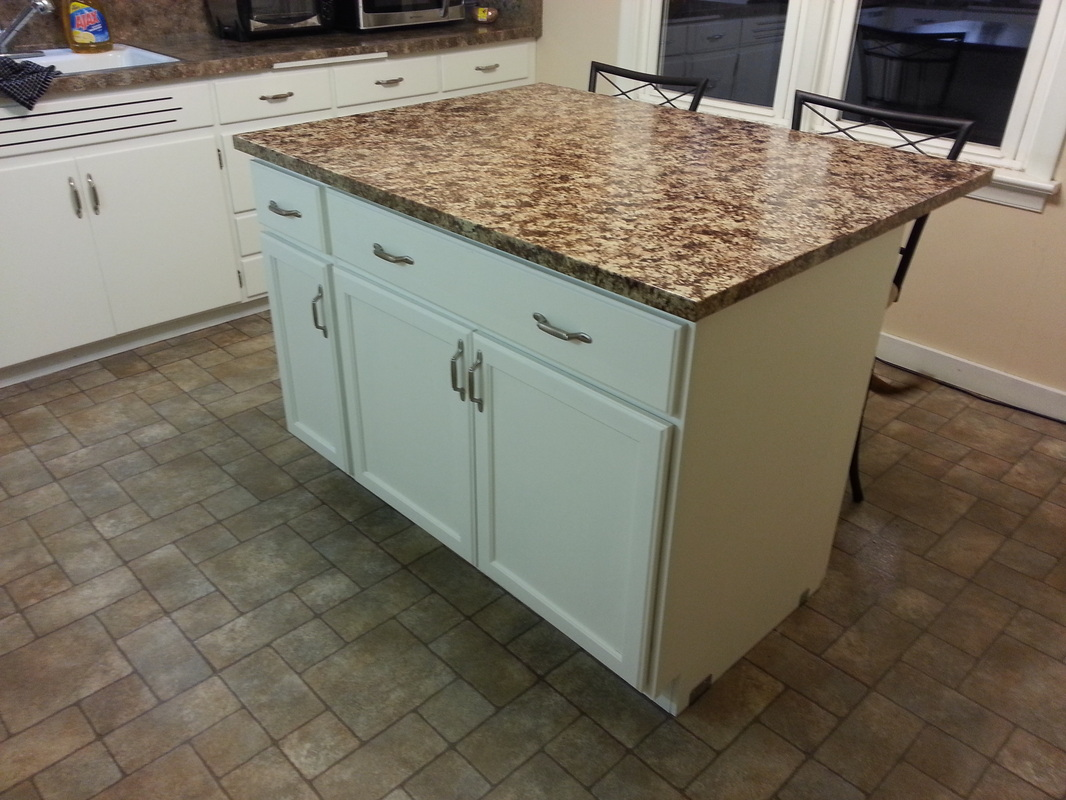 build your own kitchen island kitchen island cabinets Picture