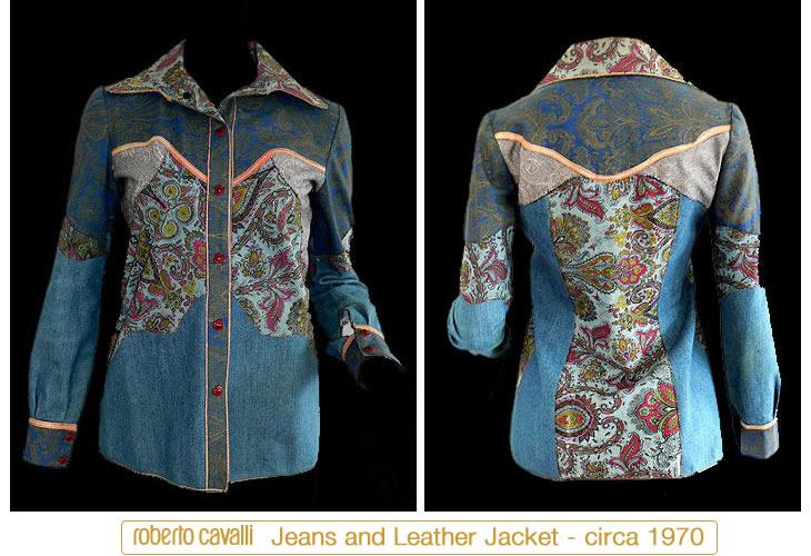 Roberto Cavalli Vintage
