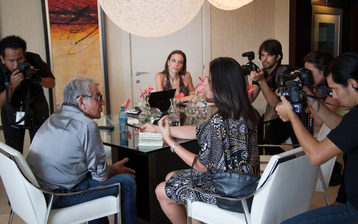 Roberto Cavalli - Interview - Panama