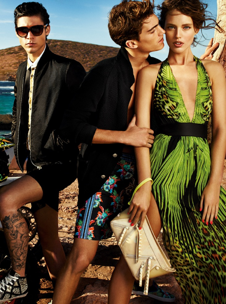 Just Cavalli Spring/Summer 2013 Advertising Campaign