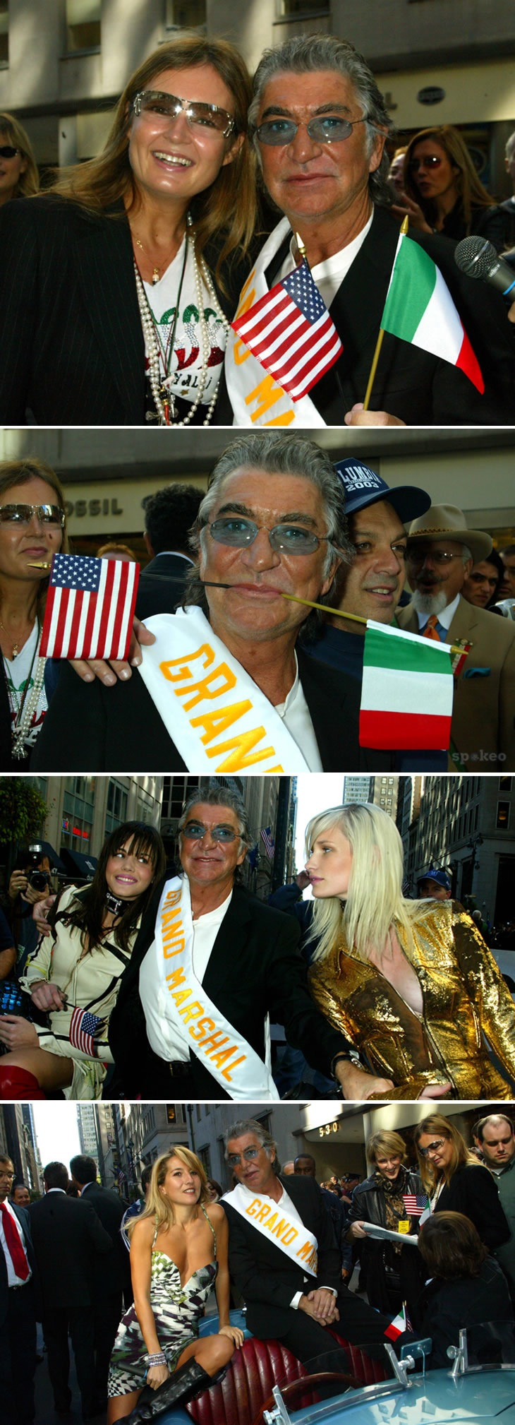 Roberto Cavalli - 59th Columbus Day