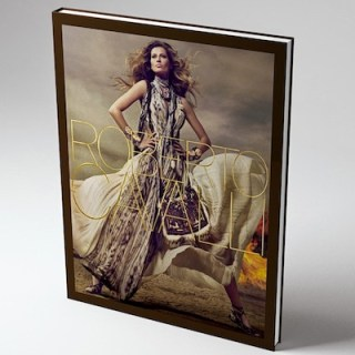 Roberto Cavalli 40th Anniversary Book Cover