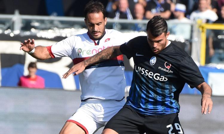 Andrea Petagna vs Roma