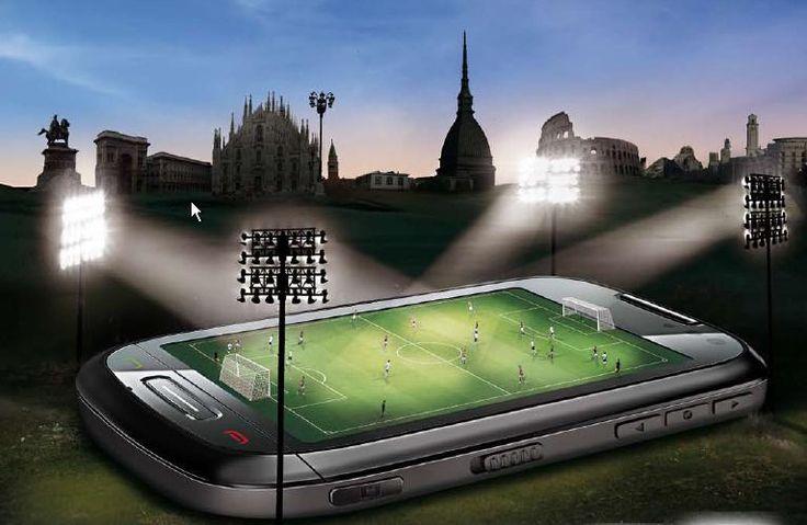 Smartphone calcio