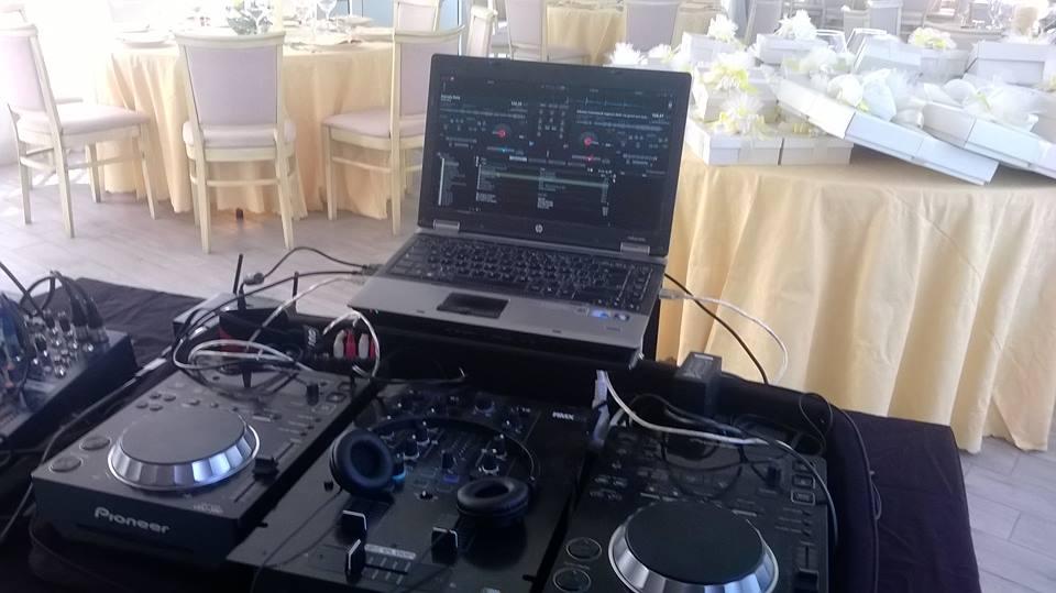 13 – 08- 2016 – DJ per Wedding Party @ Hotel Villa Patriarca – Mirano (VE) – DJ Roberto Sorbara