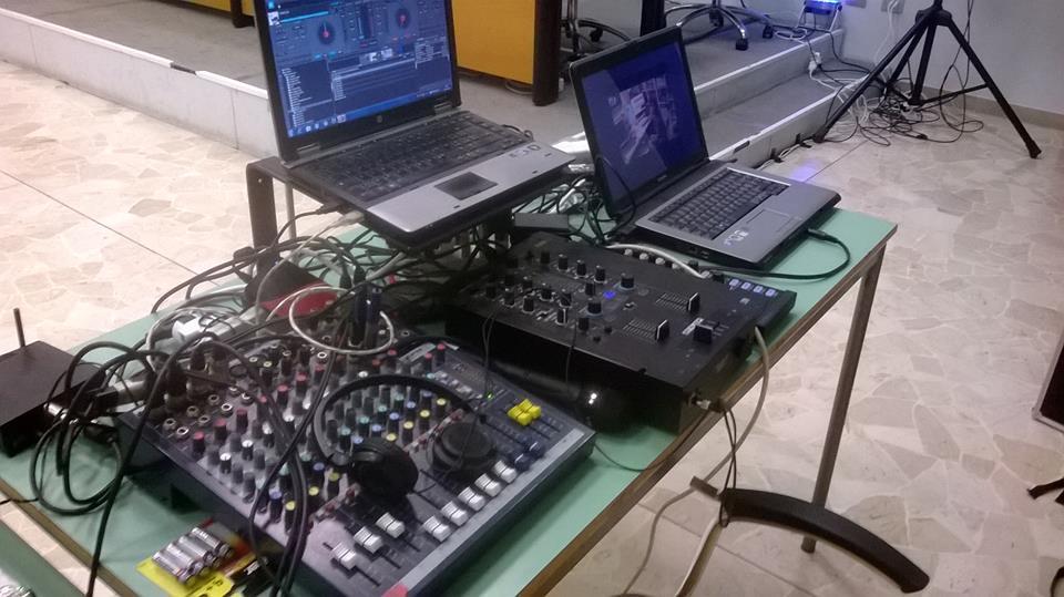 26-11-2016 – DJ e Service per Evento – DJ Roberto Sorbara
